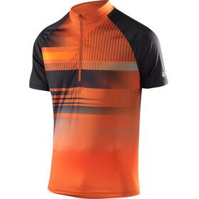 Löffler Track Kortärmad cykeltröja Herr orange